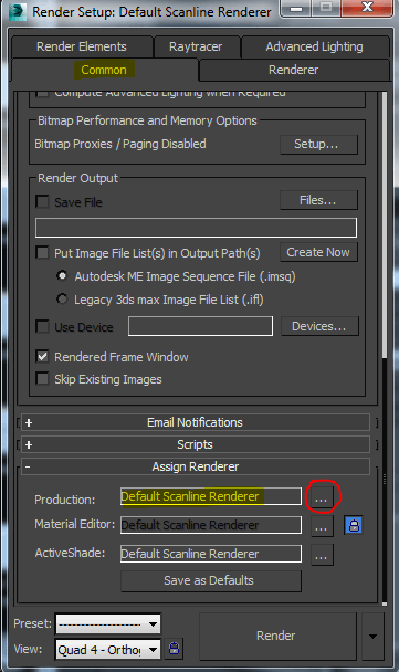 vray 3ds max 2017 render settings