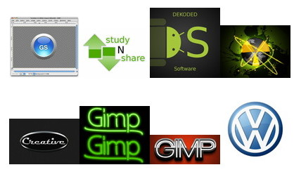 Tutorial on how to make a logo in Gimp