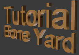 3ds max text in 3D