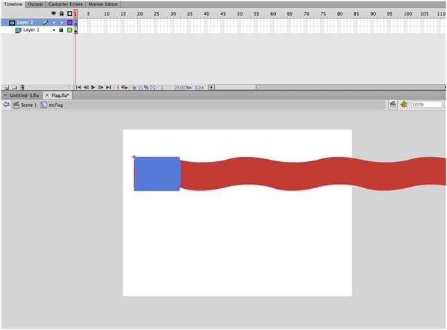 Convert Image To Waving Flag Online