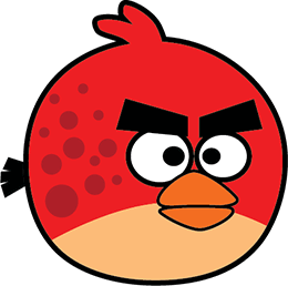 Angry Birds Drawing Tutorial in Adobe Illustrator