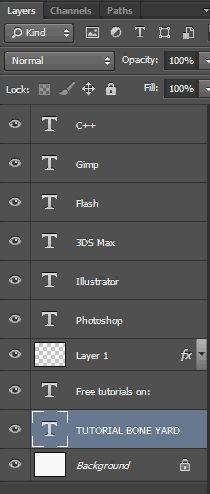 Photoshop Timeline Animation Tutorial | Tutorial-Bone-Yard