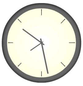 SWF Clock