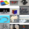 24 3ds Max Modeling Tutorials Especially for the Beginner